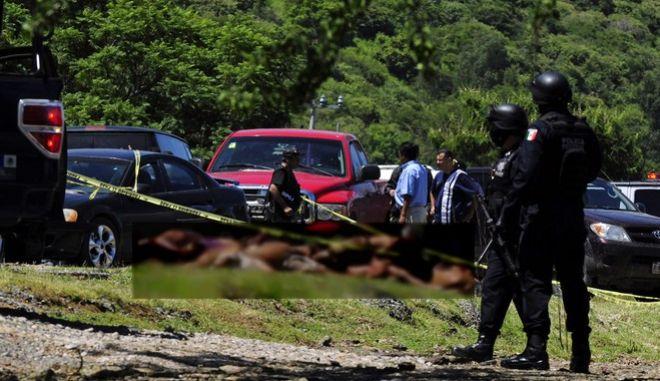 Μακελειό στο Μεξικό: Επτά νεκροί από εισβολή σε αίθουσα χορού