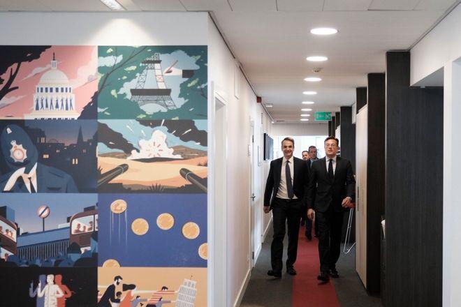Κυρώσεις στην Τουρκία για Συρία - Κύπρο και plan B για το προσφυγικό ζητά από ΕΕ ο Μητσοτάκης