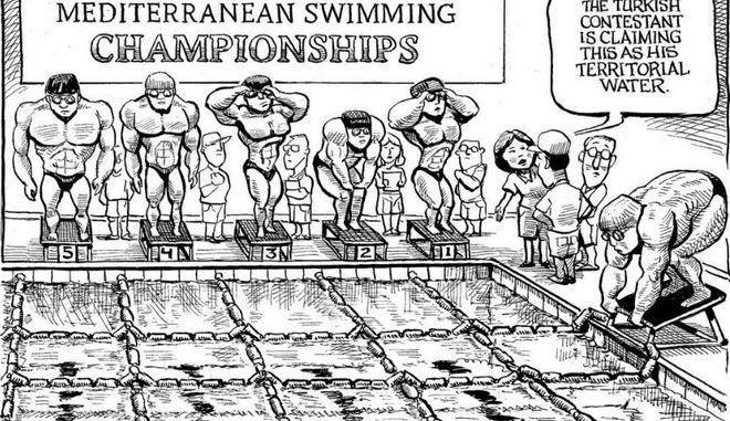 Το σκίτσο του Economist για την Τουρκία