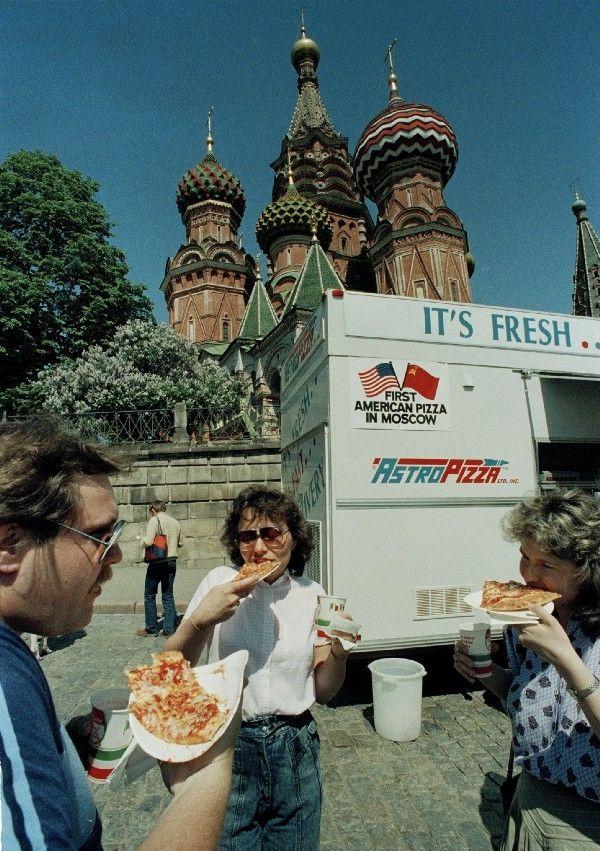 Φωτογραφίες: Όταν οι ΗΠΑ 'εισέβαλαν' στη διαλυμένη ΕΣΣΔ