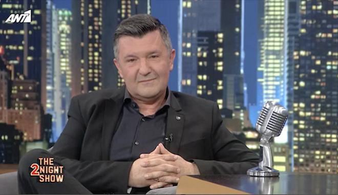 Δ. Μάρκος: Θέλω να ξανακάνω τηλεόραση αλλά δε θα πεθάνω κιόλας