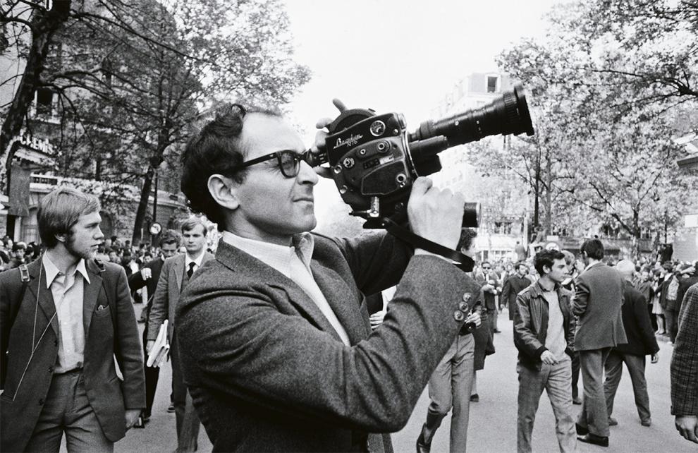 Ο Μάης του '68 μέσα από τα μάτια του Κώστα Φέρρη