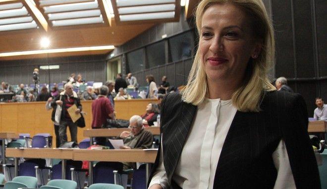 Συνεδρίαση του Περιφερειακού Συμβουλίου Αττικής την Πέμπτη 10 Νοεμβρίου 2016. (EUROKINISSI/ΓΙΑΝΝΗΣ ΠΑΝΑΓΟΠΟΥΛΟΣ)