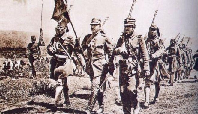 17 Ιουνίου 1917: Η Ελλάδα εισέρχεται επισήμως στον Α' Παγκόσμιο Πόλεμο
