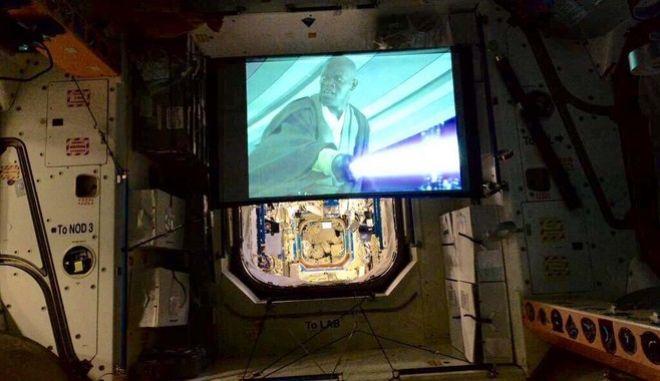 Παρακολουθώντας το Star Wars από το Διάστημα