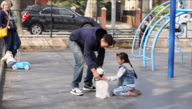 Πόσο εύκολα μπορεί ένα παιδί να φύγει με κάποιον ξένο;