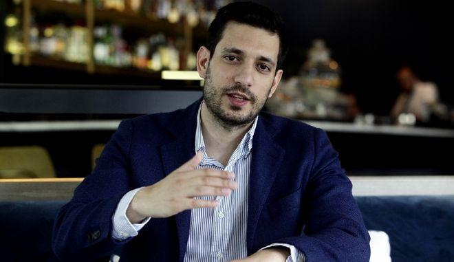 O βουλευτής της ΝΔ, Κωνσταντίνος Κυρανάκης