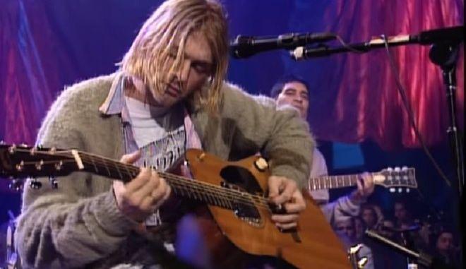 Συναυλία Nirvana MTV Unplugged το 1993