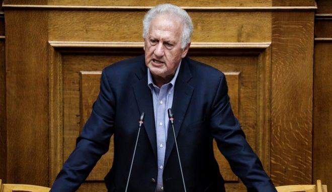 Ο Κώστας Σκανδαλίδης