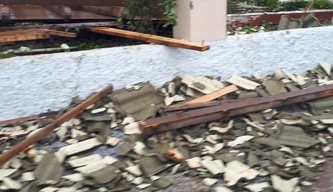 Κέρκυρα: Σε κατάσταση έκτακτης ανάγκης πολλές περιοχές του νησιού