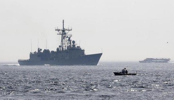 Η Τουρκία αδιαφορεί ακόμη και για τα πλοία του ΝΑΤΟ