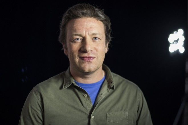 Jamie Oliver seen at the Gusto launch event at the TIFF Bell Lightbox on Tuesday, Oct. 4, 2016, in Toronto, Canada. (Photo by Arthur Mola/Invision/AP)