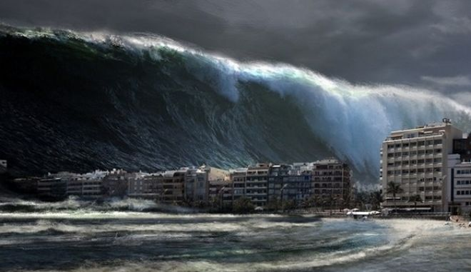 Αποτέλεσμα εικόνας για τσουνάμι