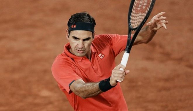 Ο Φέντερερ αποσύρθηκε από τη συνέχεια του Roland Garros