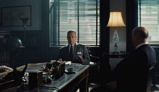 Σκηνή από την ταινία του Σπίλμπεργκ.