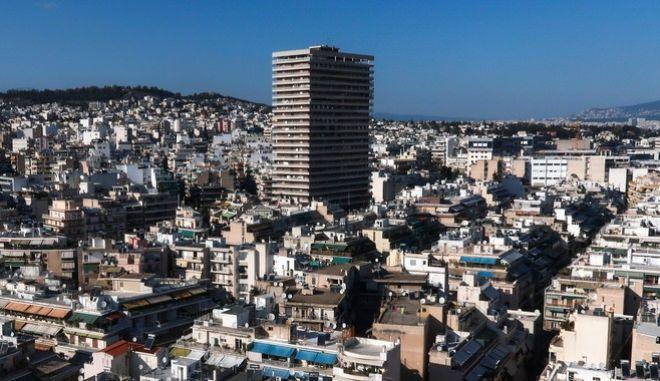 Αθήνα, ακίνητα