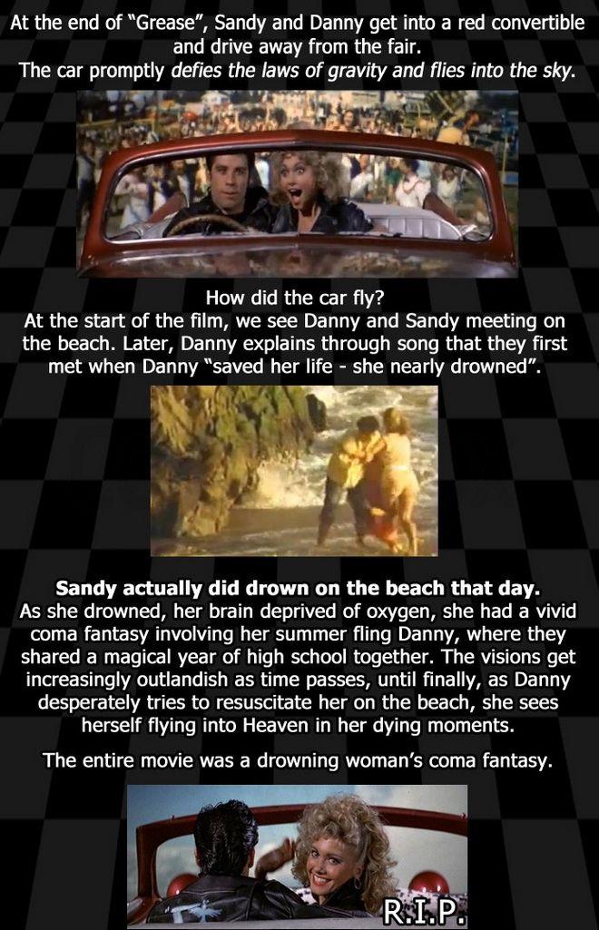 Η θεωρία του τραγικού τέλους της Σάντι