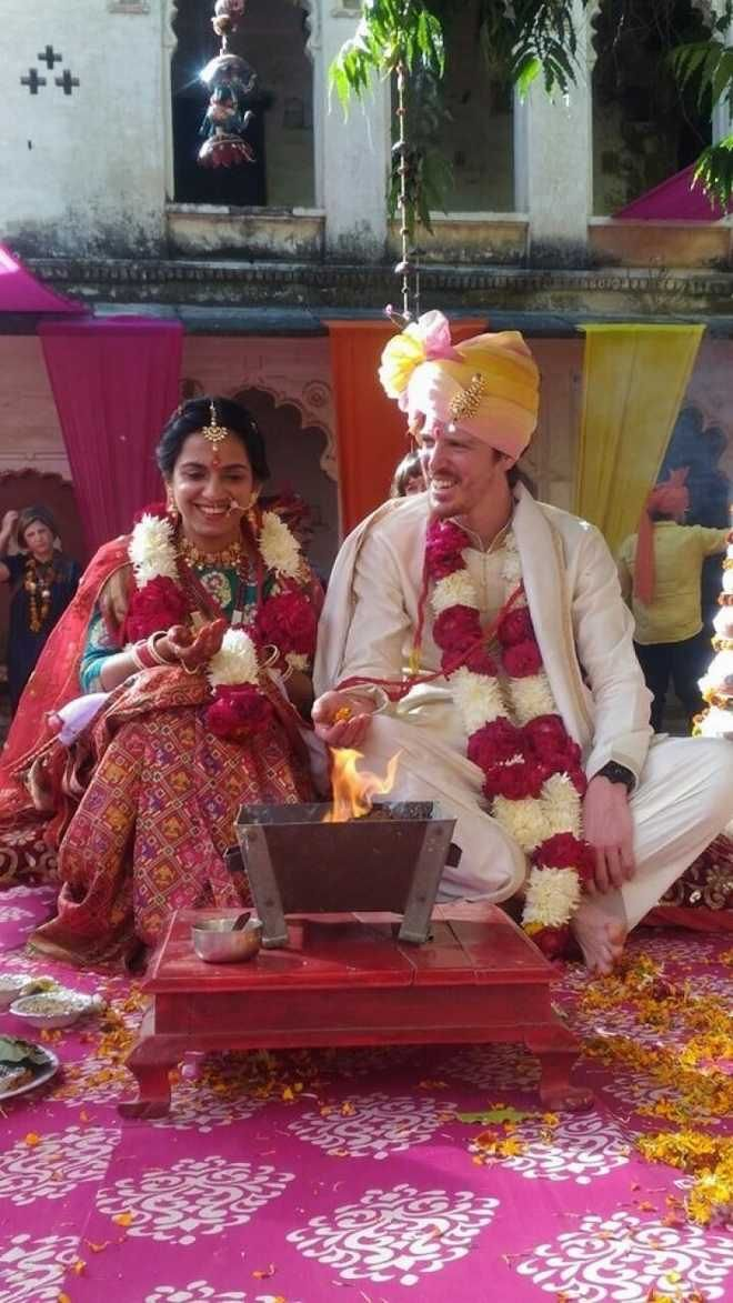 Ένας ινδικός γάμος με Κρητικό γαμπρό