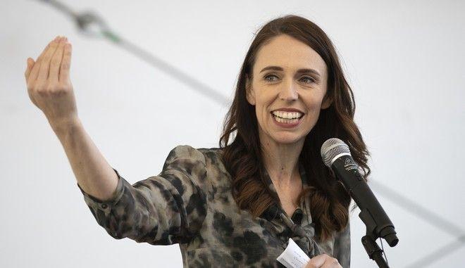 Η πρωθυπουργός της Νέας Ζηλανδίας