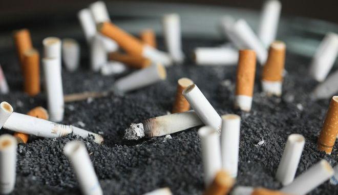 Γόπες από τσιγάρα (ΦΩΤΟ ΑΡΧΕΙΟΥ)