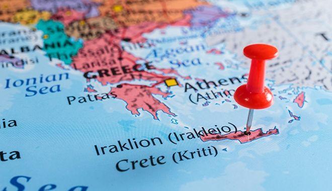 Εννέα (τουλάχιστον) χώρες που είναι μικρότερες από την Κρήτη