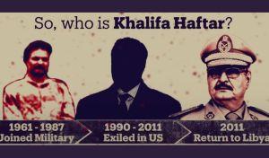 Χαλίφα Χάφταρ: 5 πράγματα που πρέπει να ξέρεις για τον μυστηριώδη στρατάρχη