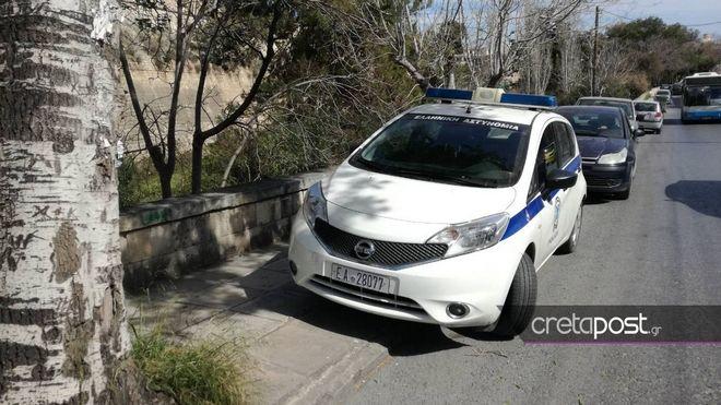 Ηράκλειο: Βρέθηκε πτώμα γυναίκας σε πάρκο