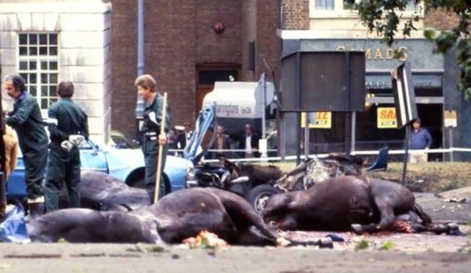 Μία εικόνα 1000 λέξεις: Η σφαγή των αλόγων