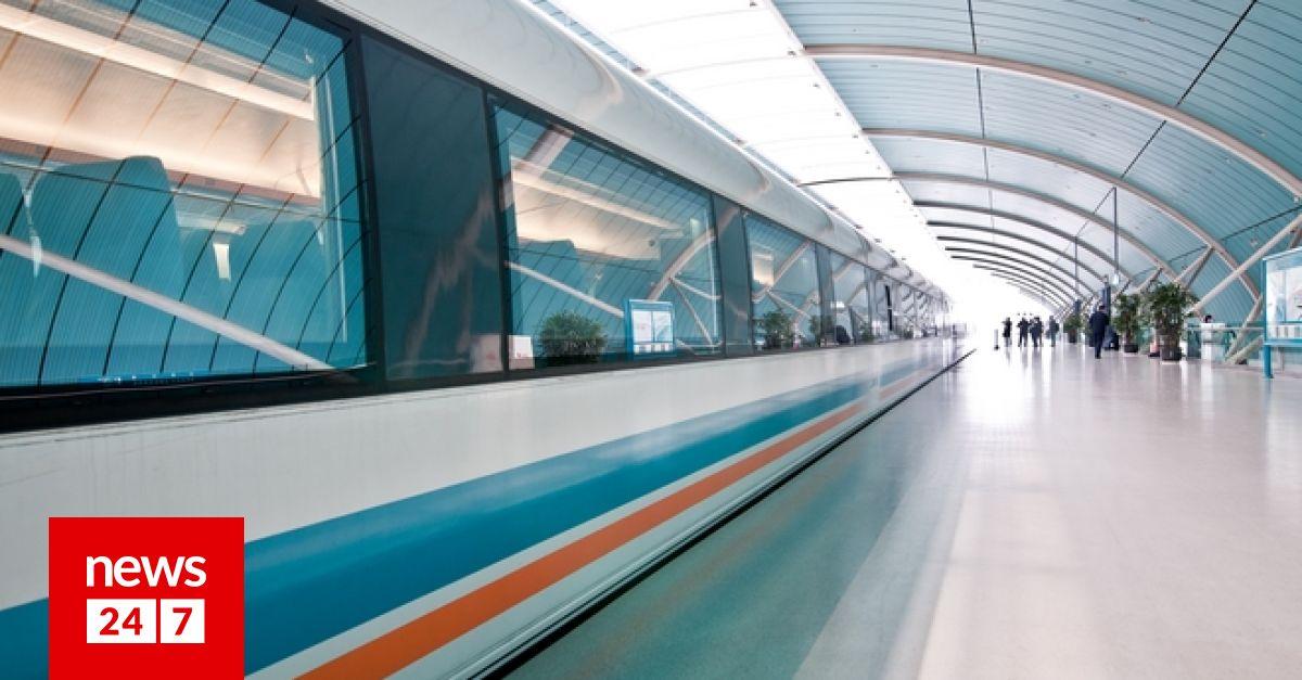 Η Κίνα λανσάρει το ταχύτερο τρένο στον κόσμο – Κόσμος