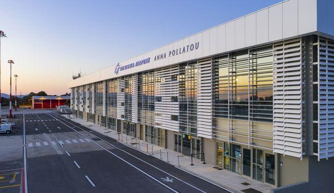 KEFALONIA AIRPORT, INTRAKAT, 18-19MAR2020