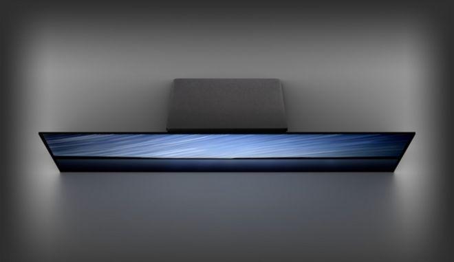 Τηλεόραση με OLED οθόνη που λειτουργεί και ως ηχείο από τη Sony