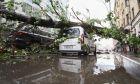 Νεκροί και τραυματίες από σφοδρή καταιγίδα στην περιοχή της Μόσχας