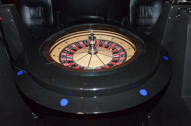Έφοδος σε παράνομο μίνι καζίνο στον Νέο Κόσμο