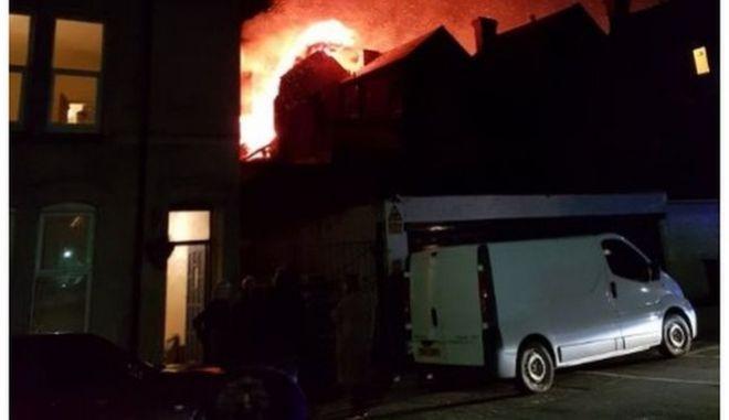 Έκρηξη στο Λέστερ: Τέσσερις νεκροί και τέσσερις τραυματίες