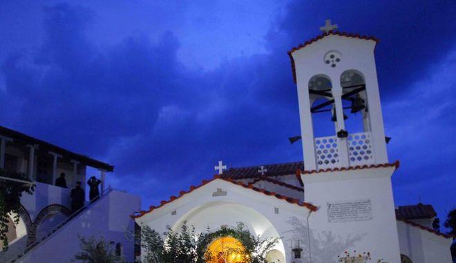 Εκκλησία στην Αργολίδα