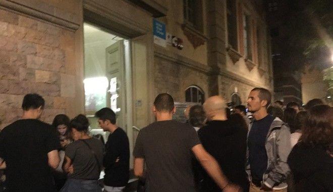Καταλονία: Καταλήψεις στα σχολεία, περιμένοντας τις Αρχές. Βέβαιοι για το 'Ναι' οι Καταλανοί