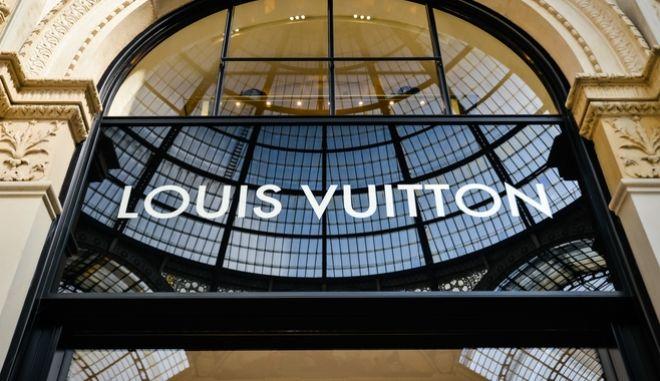 Κατάστημα Louis Vuitton στο Μιλάνο