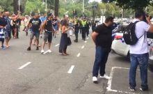 Μελβούρνη: Συμπλοκές Ελλήνων ομογενών με Σκοπιανούς για τη Μακεδονία