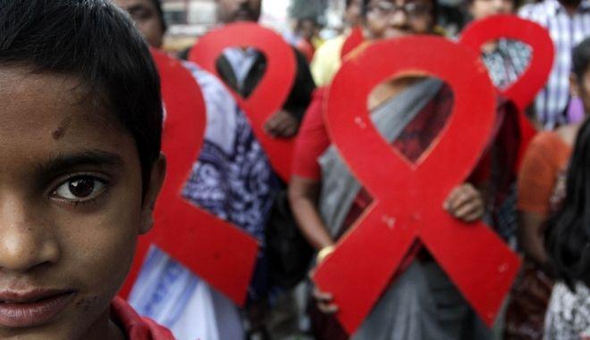 Παγκόσμια Ημέρα κατά του AIDS (ΦΩΤΟ Αρχείου)