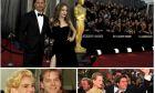 Όσκαρ 2018: Δέκα απ' τα πιο icon ζευγάρια στην ιστορία του θεσμού