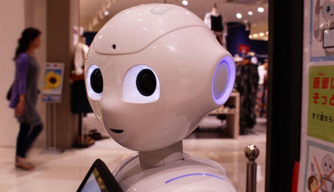 Ιαπωνία: Ρομπότ για έλεγχο μάσκας και αποστάσεων
