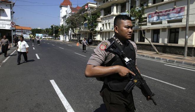 Αστυνομικός της Ινδονησίας