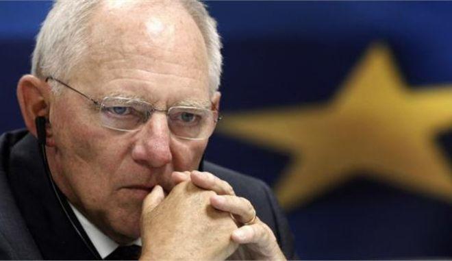 Σόιμπλε: Η ελληνική κυβέρνηση έβαλε μονομερώς τέλος στις διαπραγματεύσεις