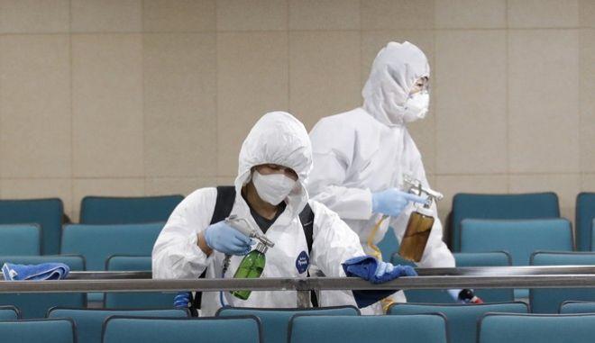 Νέα κρούσματα στη Νότια Κορέα