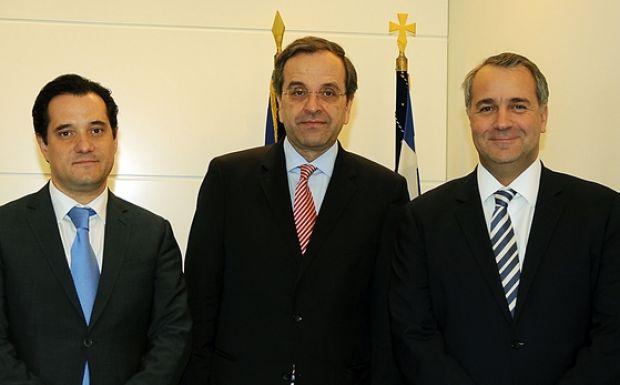 Παραιτήθηκαν από βουλευτές και εντάχθηκαν στη ΝΔ Βορίδης - Γεωργιάδης.