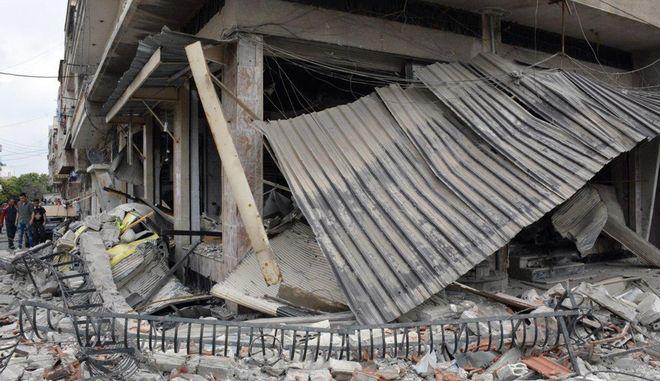 Έκρηξη στη Συρία