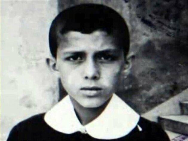 Φωτογραφία από την παιδική ηλικία του Ρετζέπ Ταγίπ Ερντογάν, όταν ζούσε ακόμα στο Rize.