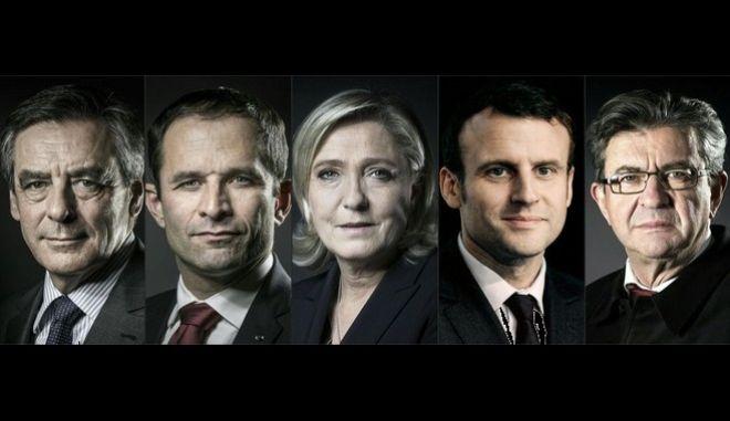 Γαλλικές εκλογές: Η γαλλική τηλεόραση αποκλείει τους 'μικρούς' υποψηφίους από το debate