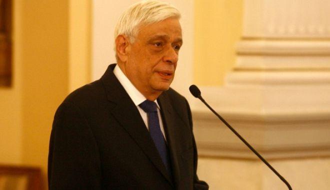 Παυλόπουλος: Τα Σκόπια και η Τουρκία πρέπει να σέβονται την ιστορία