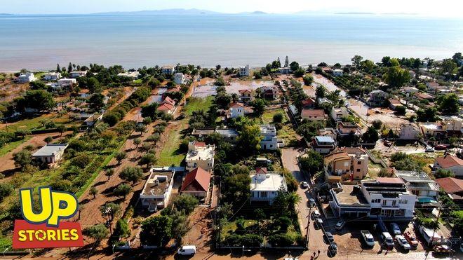 Μεγάλες καταστροφές στην Κινέτα